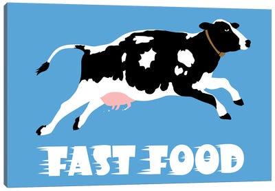 Fast Foods Canvas Art Print