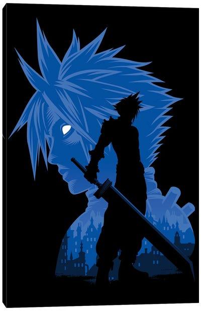Fantasy Sword Canvas Art Print