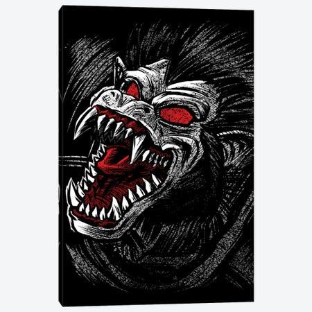 Prince Of Monkeys Canvas Print #APZ411} by Alberto Perez Canvas Artwork