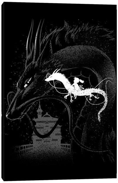 Dragon Ride Canvas Art Print