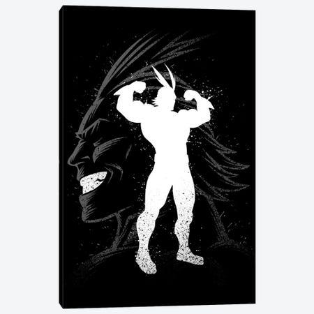 Shadow Might Canvas Print #APZ430} by Alberto Perez Canvas Art