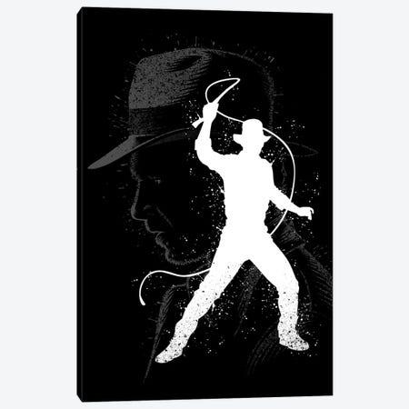 Inking Adventure Canvas Print #APZ482} by Alberto Perez Canvas Art Print