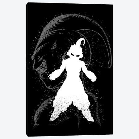 Inking Bad Kid Canvas Print #APZ490} by Alberto Perez Canvas Art