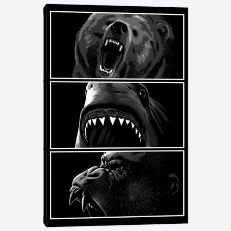 Predators Animals Canvas Print #APZ518} by Alberto Perez Canvas Art Print