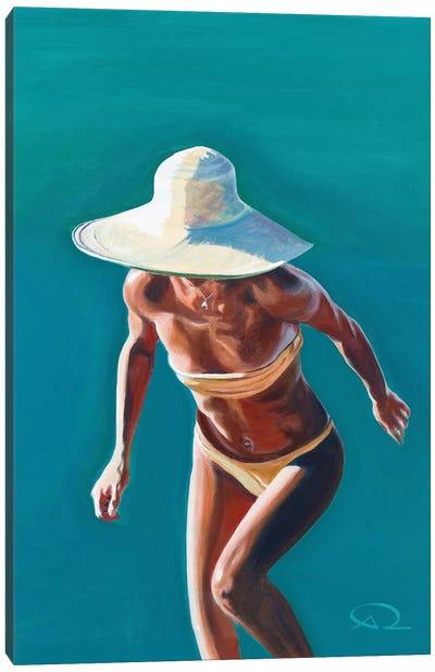 Nice Hat Canvas Art Print