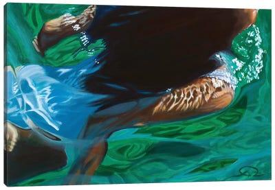 Agia Anna Canvas Art Print