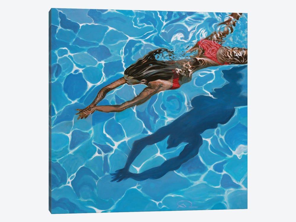 Rouge by Antoine Renault 1-piece Art Print