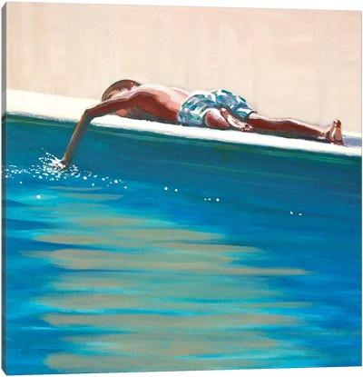 Aiguadolç Canvas Art Print