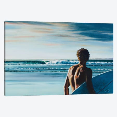 Swell Sandra Canvas Print #ARE40} by Antoine Renault Canvas Art