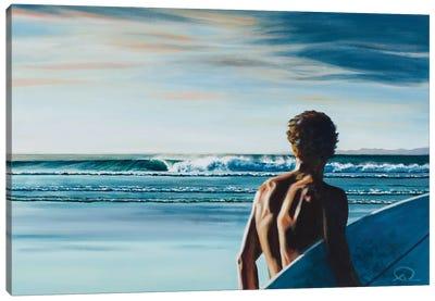 Swell Sandra Canvas Art Print