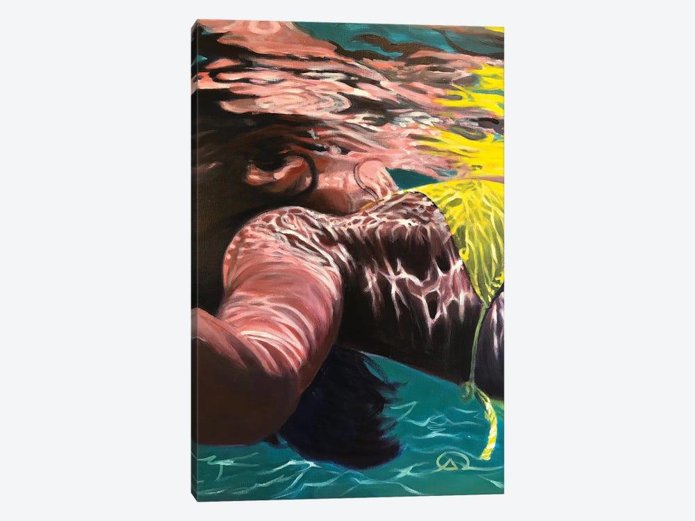 Yellow Submarine by Antoine Renault 1-piece Canvas Art Print
