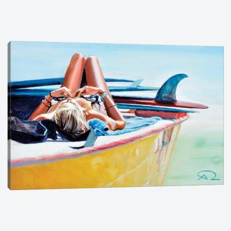 Felicita Canvas Print #ARE51} by Antoine Renault Canvas Art Print