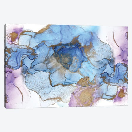 Floral Candy Canvas Print #ARG10} by Alissa Rosenberg Canvas Print
