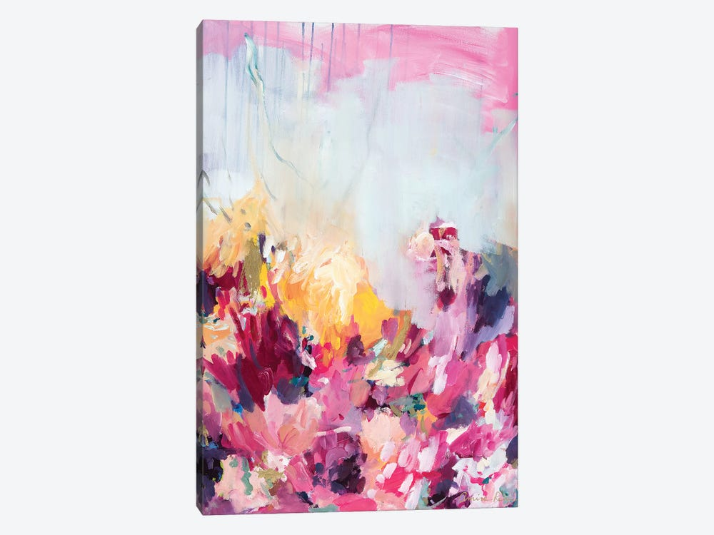 A Vision And A Force by Amira Rahim 1-piece Canvas Art