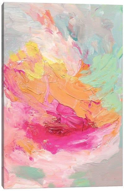 Hierve El Agua Canvas Art Print