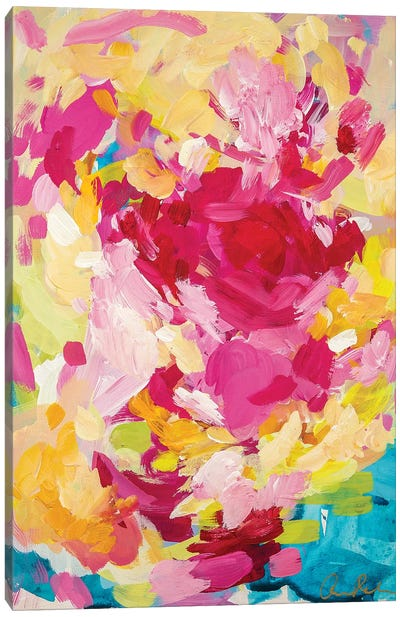 Imperfectly Perfect Canvas Art Print