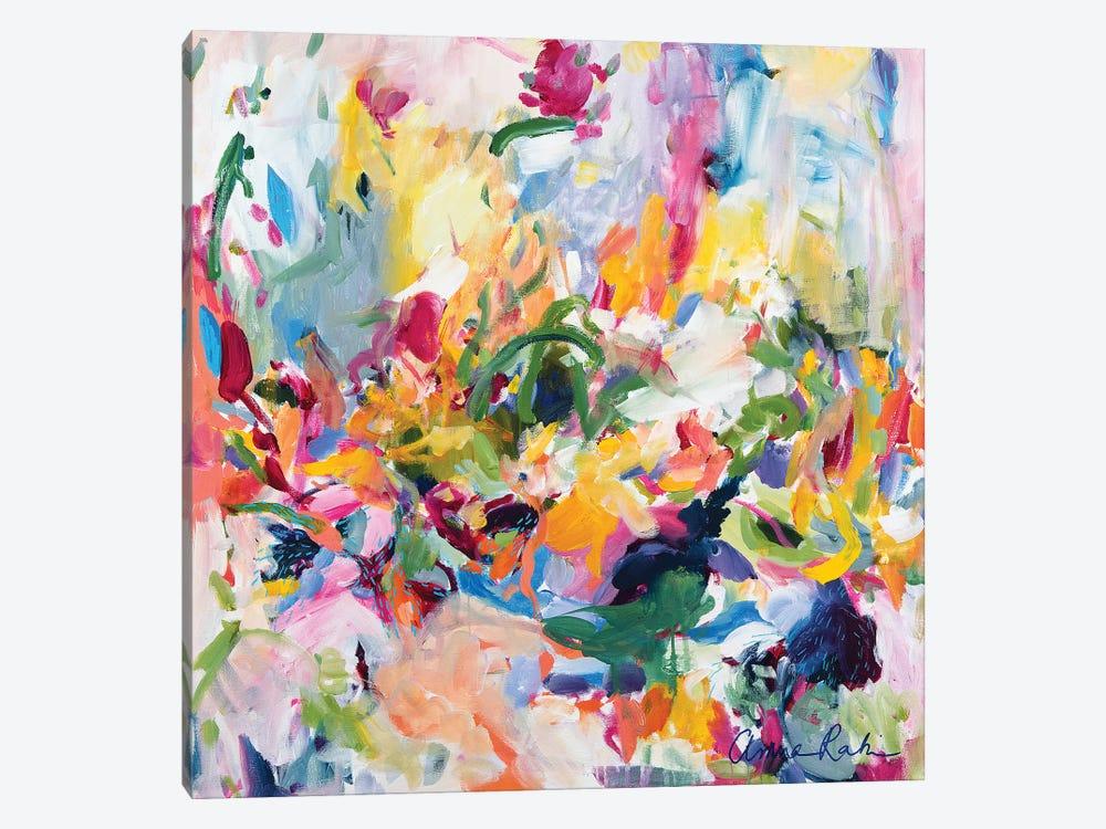 In The Springtime by Amira Rahim 1-piece Canvas Art