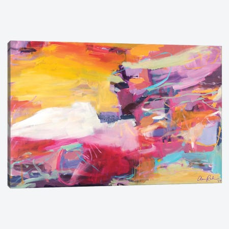 Lust For Life Canvas Print #ARH33} by Amira Rahim Canvas Artwork