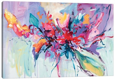Matters Of The Heart Canvas Art Print