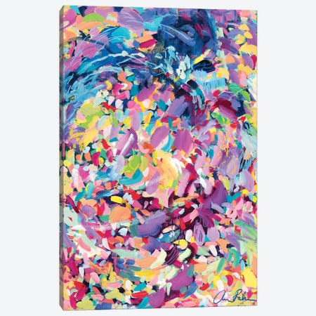 Seminyak Canvas Print #ARH46} by Amira Rahim Canvas Art