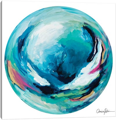 Space To Breathe Canvas Art Print