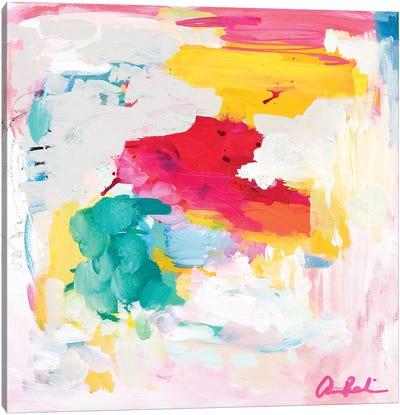 The Present Canvas Art Print