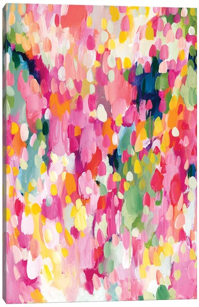The Way You Make Me Feel Canvas Art Print