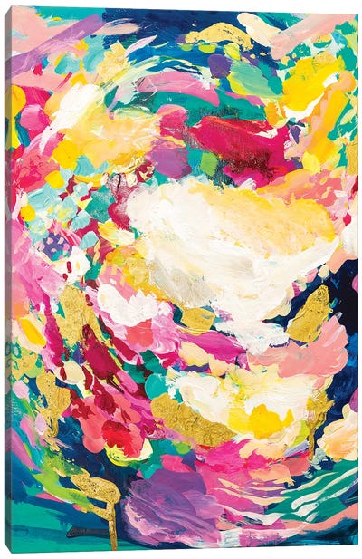 Tlacolula Canvas Art Print
