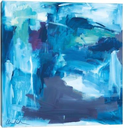 Under Pressure Canvas Art Print