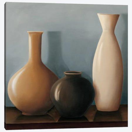 Setting I Canvas Print #ARL5} by Arlene Stevens Canvas Print
