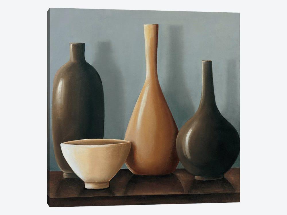 Setting II by Arlene Stevens 1-piece Canvas Art Print