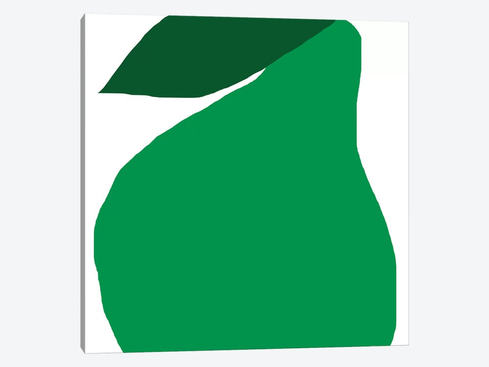 Green Fruit by Art Mirano 1-piece Canvas Artwork