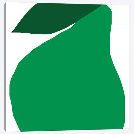 Green Fruit Canvas Print #ARM103} by Art Mirano Canvas Art