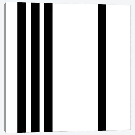 Jacklin - Lines Canvas Print #ARM116} by Art Mirano Canvas Artwork
