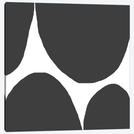Milana Grey Canvas Print #ARM138} by Art Mirano Canvas Print