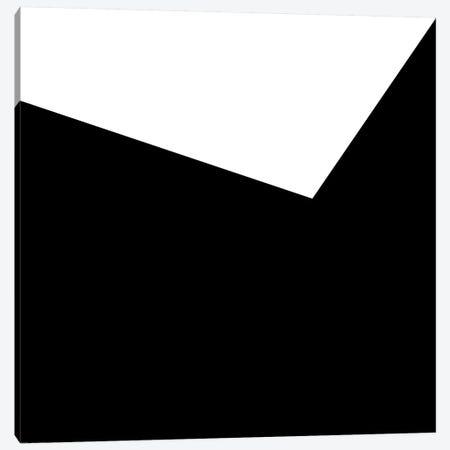 Mirra Black Canvas Print #ARM141} by Art Mirano Canvas Artwork
