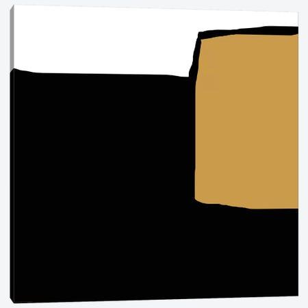 Orange Door Canvas Print #ARM158} by Art Mirano Canvas Print