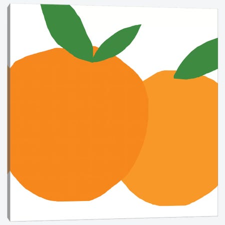 Oranges Canvas Print #ARM163} by Art Mirano Canvas Art