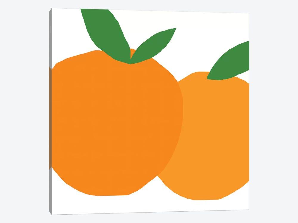 Oranges by Art Mirano 1-piece Canvas Art