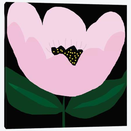 Pink Flower Canvas Print #ARM170} by Art Mirano Canvas Art Print