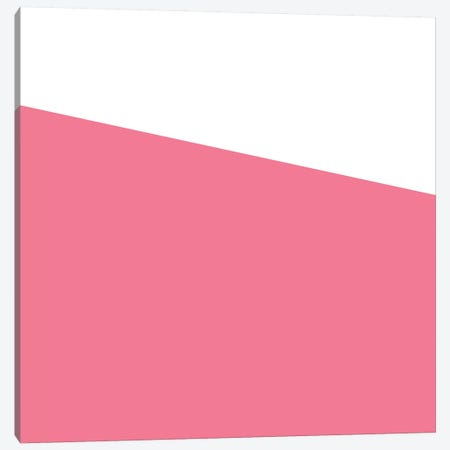 Pink Fragment Canvas Print #ARM172} by Art Mirano Canvas Print