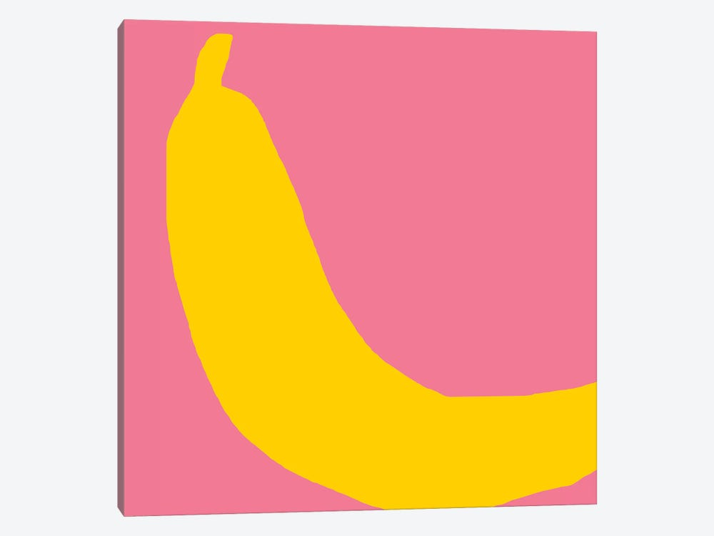 Banana by Art Mirano 1-piece Canvas Print