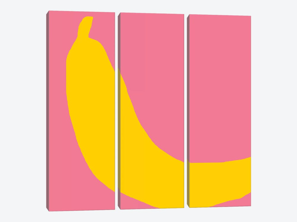 Banana by Art Mirano 3-piece Art Print