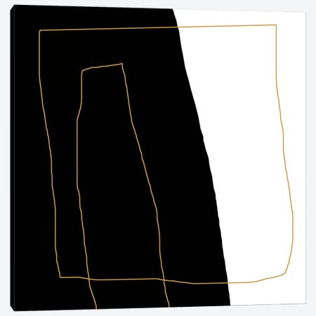The Shadows Canvas Print #ARM219} by Art Mirano Canvas Artwork