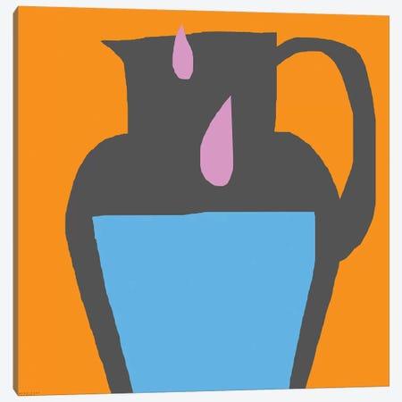 Vessel With Milk Canvas Print #ARM259} by Art Mirano Canvas Artwork