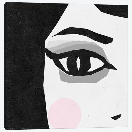 Women Eye 3-Piece Canvas #ARM273} by Art Mirano Canvas Wall Art