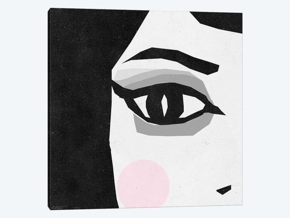Women Eye by Art Mirano 1-piece Canvas Print