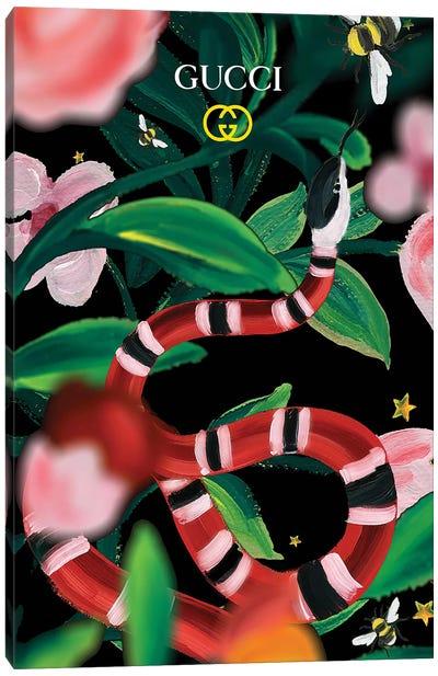 Gucci Nature & Snack Canvas Art Print