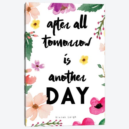 After All Tomorrow... Canvas Print #ARM293} by Art Mirano Canvas Wall Art