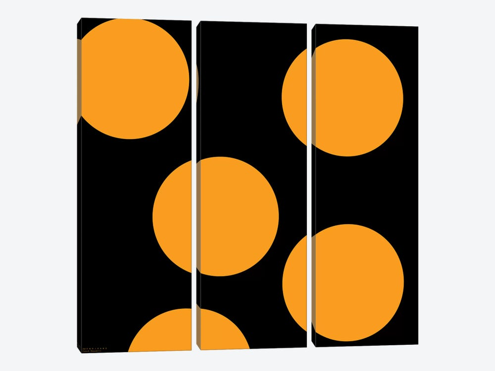 96 Siko by Art Mirano 3-piece Canvas Art